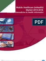 World Mobile Healthcare (mHealth) Market 2013-2018