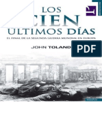 JOHN TOLAND - Los últimos cien días