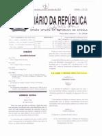 DR Angola-I Serie-Nº 031-2011 02 16