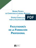Calificacion Facilitador Formacion Profesional