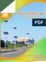 Solariz Solar Street Light Paper