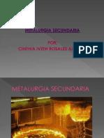 Metalurgia Secundaria CINTY
