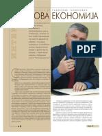 NOVA EKONOMIJA Radoslav Gacinovic
