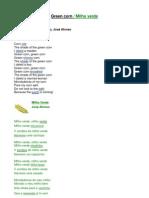 Green corn - The second Portuguese song.pdf