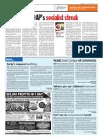 thesun 2009-04-16 page16 the daps socialist streak