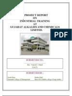 GACL Training Report