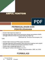 Ampul Fenitoin Fix