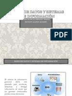 BASES DE DATOS Y SISTEMAS DE INFORMACIÓN
