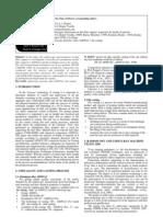 Radoscopic mesurement on fuel filter support