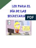 TALLER PARA EL DÍA DE LAS SECRETARIAS =)