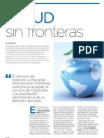 Salud Sin Fronteras | Revista GHQ #15