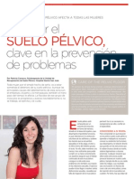Entrenar el suelo pélvico, clave en la prevención de problemas | Revista GHQ #15