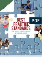 Best Practices Standards