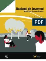 Encuesta e Informe de Juventudes El Salvador 2009