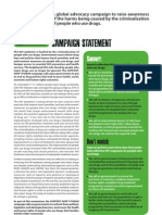 sdp statement 21 05 13