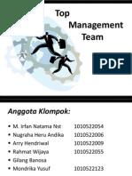 Top Management Team - Finish