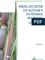 Perfil do Setor do Açúcar e do Etanol no Brasil Safra 2010-11