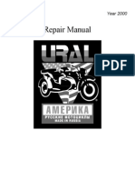 Manuel Americain 650 Annee 2000