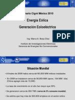 Energia Eolica IIE MarcoA Borja