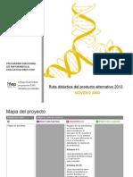 Ruta didáctica Noveno 2013.doc