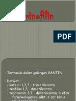 Aminofilin