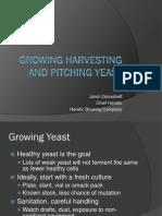 2011 - Growing Harvesting and Pitching Yeast - Jamil Zainasheff.pdf