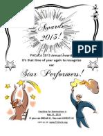 FHCACA 2013 Annual Awards
