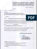 Pedoman Desain Perkerasan Jalan Lentur No. 002/P/BM/2011