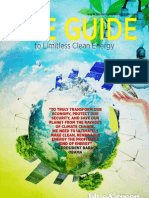 The Guide to Limitless Clean Energy 2013