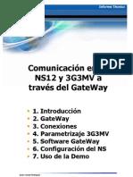 IyCnet Com NS 3G3MV Gateway