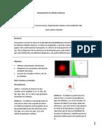 Interpretación probabilística de orbitales atómicos laboratorio 3