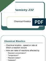 Kinetics Introduction