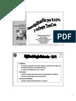 2. Genotipif Por RAPD y Treecon