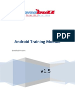 Mobile Android Module for learning