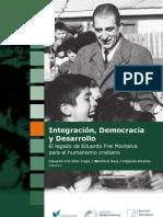 Integración, Democrecia y Desarrollo - Eduardo Frei