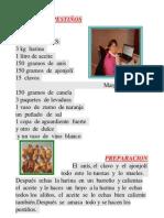 RECETARIO DE COCINA