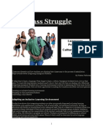 Language Issue 1The Class Struggle