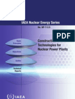 IAEA_Construction Technologies for NPP