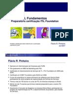 Curso Completo TI Exames - ITIL Foundation