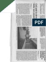 CxG pide a dimisión de Solla por prevaricacion - Atlántico Diario