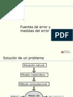 01upc072 Fuentes y Medidas Del Error