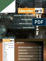 BlenderArt - 18 - September 2008