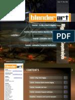 BlenderArt - 19 - November 2008