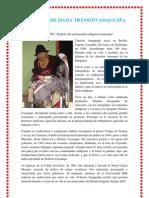 Biografía de Mama Tránsito Amaguaña