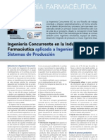 Articulo Ingenieria Concurrente en La Industria Farmaceutica