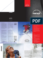 LAND MOUNTAIN. Catálogo montaña y trail running 2013
