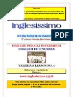Inglese Per Gli Infermieri
