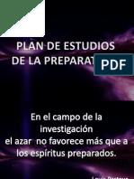 Plan de Estudios Prepa