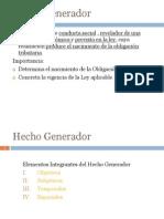 Hecho Generador