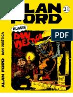 Alan Ford 031 - Dan Vještica